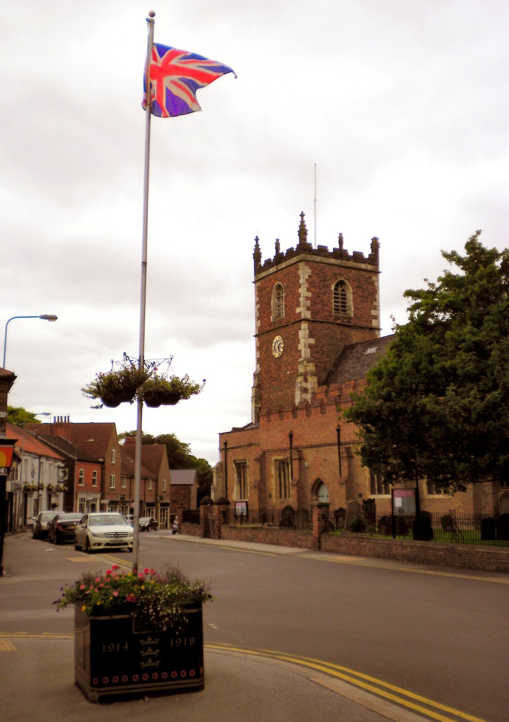 St James' Church, Sutton on Hull